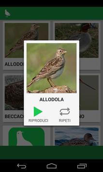 Richiami Uccelli Birdwatching screenshot 1