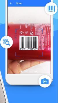 Scanner Code QR, Scanner Code Barre - WeScan capture d'écran 1