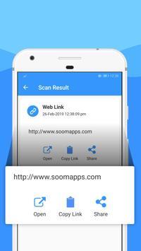 Scanner Code QR, Scanner Code Barre - WeScan capture d'écran 2
