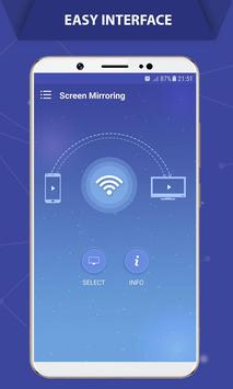 Screen Mirroring, Cast Phone To TV - Castto poster