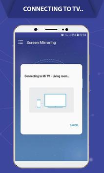Screen Mirroring, Cast Phone To TV - Castto screenshot 2