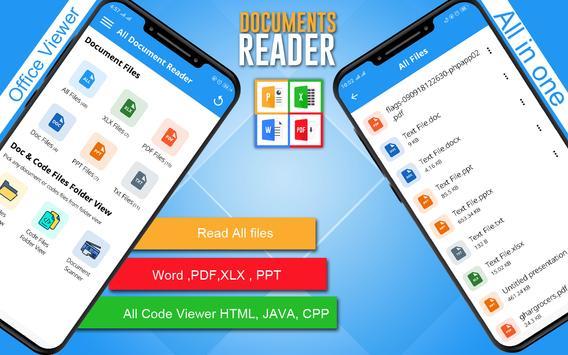 Document Reader : Documents Viewer - PDF Creator Ekran Görüntüsü 8