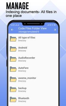 Document Reader : Documents Viewer - PDF Creator Ekran Görüntüsü 9