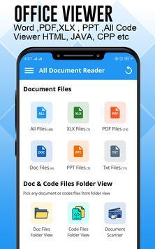 Document Reader : Documents Viewer - PDF Creator 海报