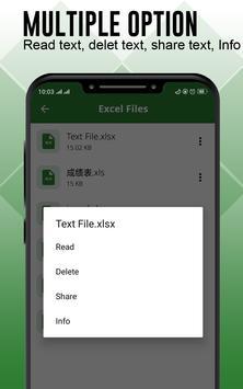 Document Reader : Documents Viewer - PDF Creator Ekran Görüntüsü 10