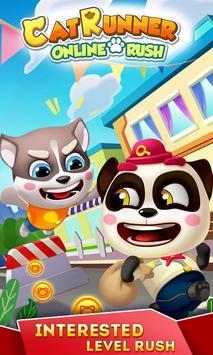 Cat Runner screenshot 4