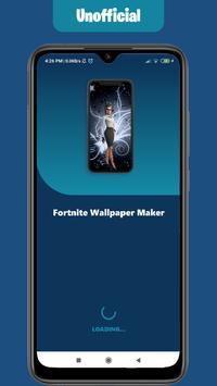 Wallpapers Maker for Battle Royale: All skins poster