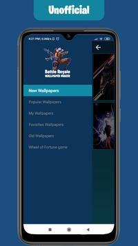 Wallpapers Maker for Battle Royale: All skins screenshot 4