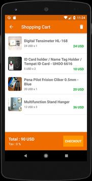 E-Commerce Android App screenshot 4