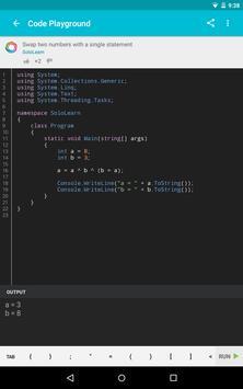 Learn C# screenshot 14