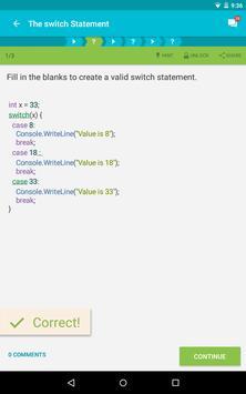 Learn C# screenshot 12