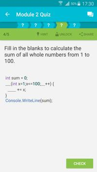 Learn C# screenshot 2