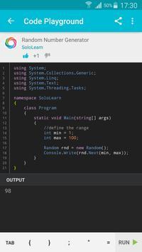 Learn C# screenshot 3