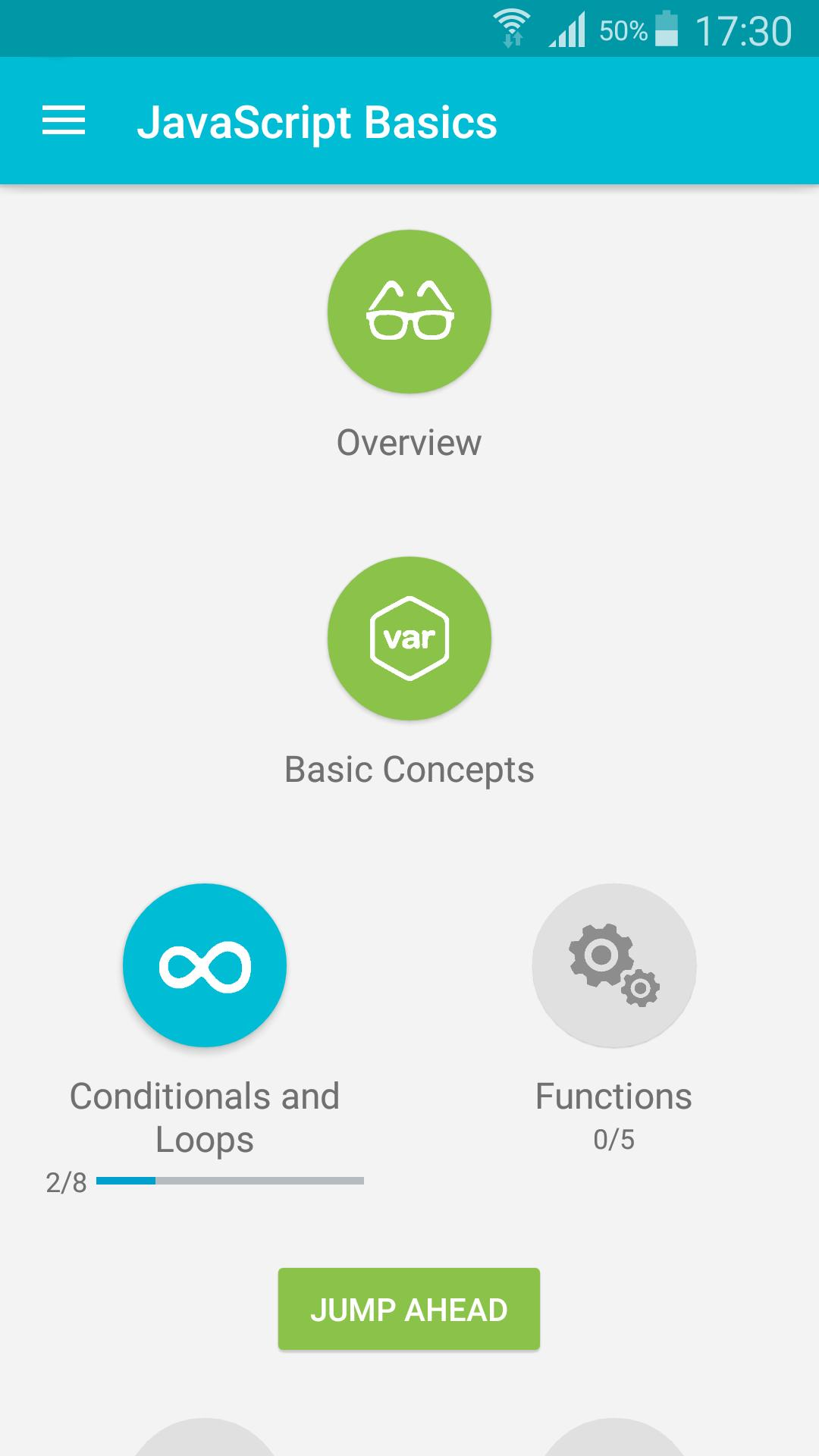 Learn JavaScript for Android - APK Download