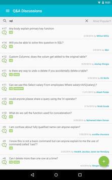 Learn SQL screenshot 15