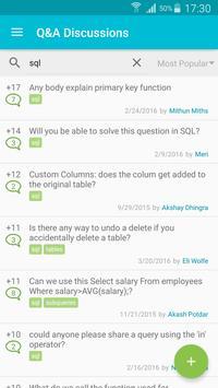 Learn SQL screenshot 5