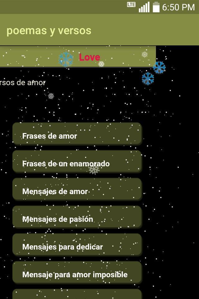 Poemas Y Versos For Android Apk Download