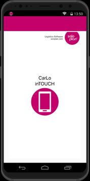 CarLo inTOUCH 3 screenshot 1