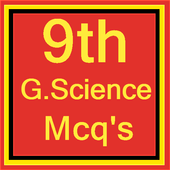 9th class science mcqs icon