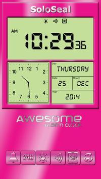 Awesome Alarm Clock screenshot 9