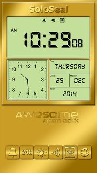 Awesome Alarm Clock poster