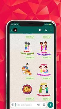 Rakshabandhan Stickers screenshot 2