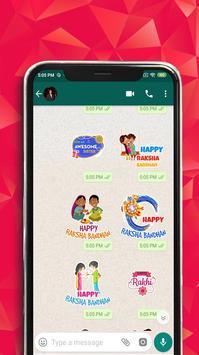 Rakshabandhan Stickers screenshot 3