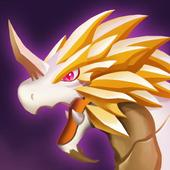 DragonFly: Idle games - Merge Dragons & Shooting icon
