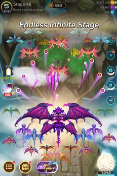 DragonFly: Idle games - Merge Dragons & Shooting screenshot 4