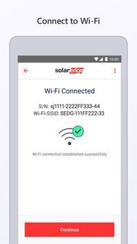 SolarEdge Inverter SetApp: Commissioning Made Easy 截图 1