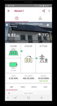 SolarEdge screenshot 1
