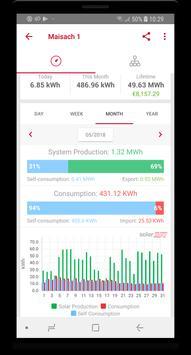 SolarEdge screenshot 2