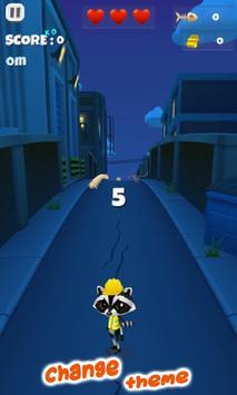 Fun Cat Race 3D Runner Game Free screenshot 2