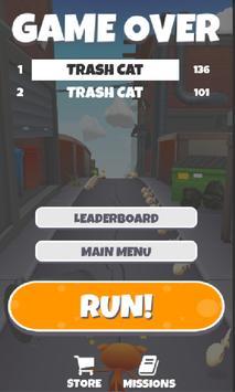 Fun Cat Race 3D Runner Game Free screenshot 4