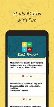 Math Tutorial screenshot 1