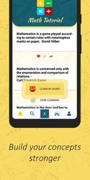 Math Tutorial screenshot 2