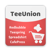 TeeUnion - Buy T Shirt Online-icoon