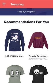 TeeUnion - Buy T Shirt Online screenshot 3