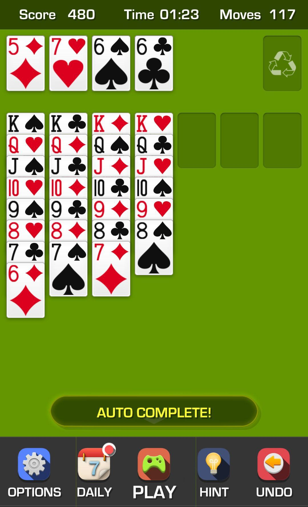 Free Solitaire Game for Android - APK Download