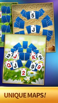 Solitaire TriPeaks : Solitaire Grand Royale screenshot 3