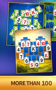 Solitaire TriPeaks : Solitaire Grand Royale screenshot 10