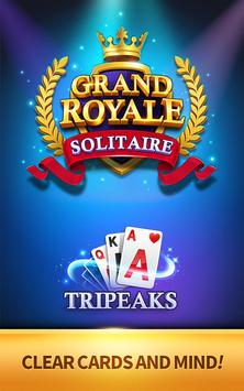 Solitaire TriPeaks : Solitaire Grand Royale screenshot 23