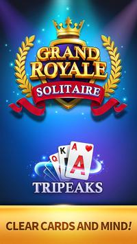 Solitaire TriPeaks : Solitaire Grand Royale screenshot 7