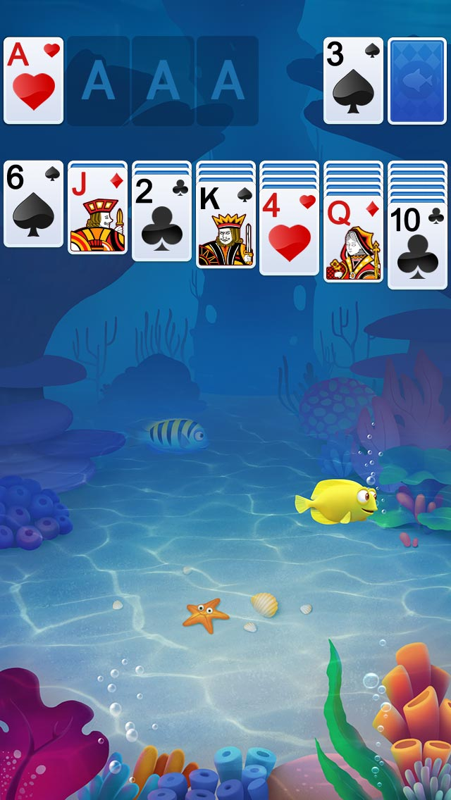 Solitaire Klondike Fish APK 1.0.8 Download for Android – Download Solitaire Klondike Fish APK
