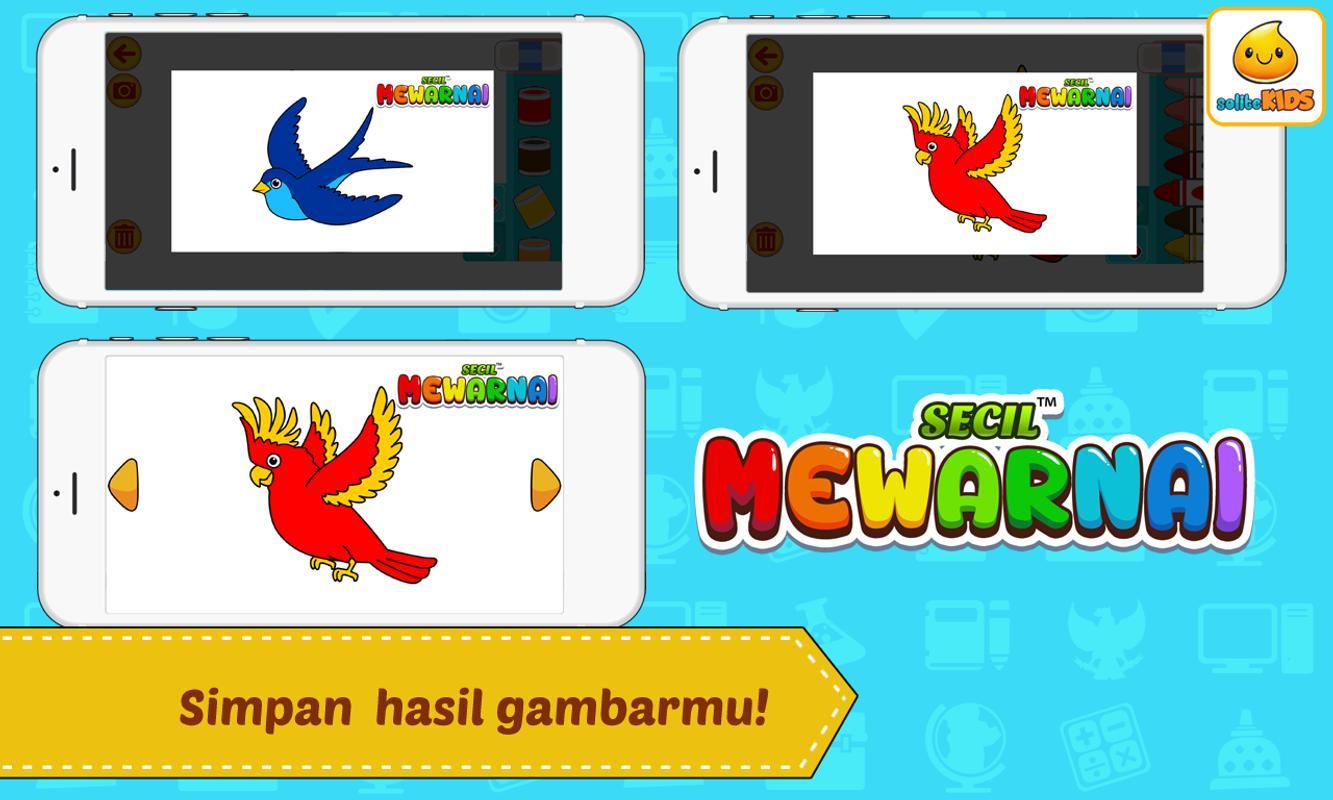 Belajar Mewarnai Kartun Anak For Android Apk Download