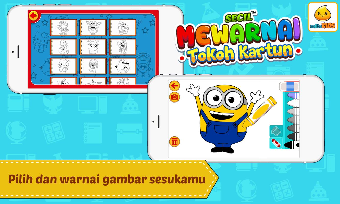 Mewarnai Kartun For Android Apk Download