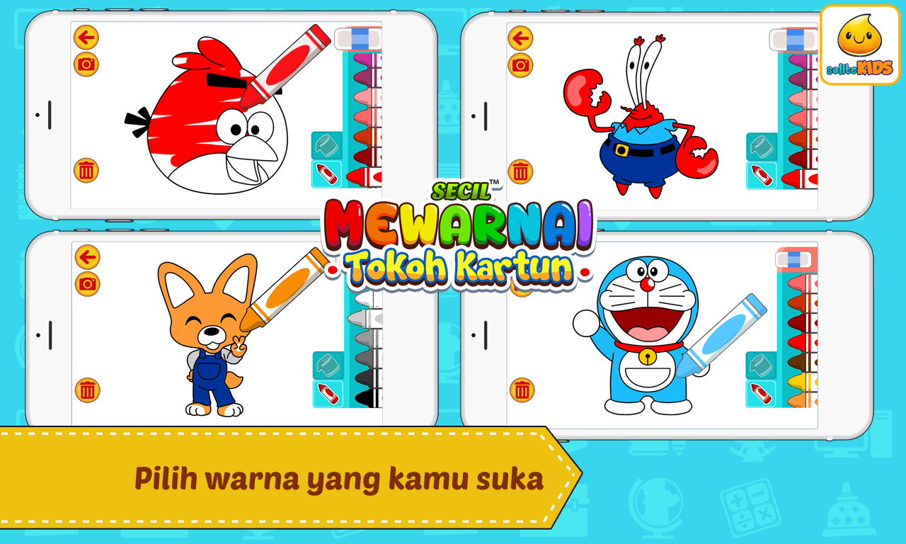 Mewarnai Kartun APK 1 0 11 Download For Android – Download