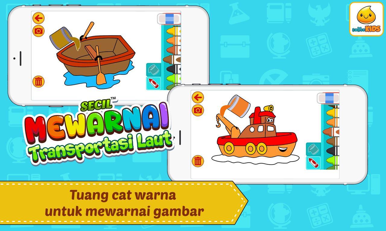 Mewarnai Kapal For Android APK Download
