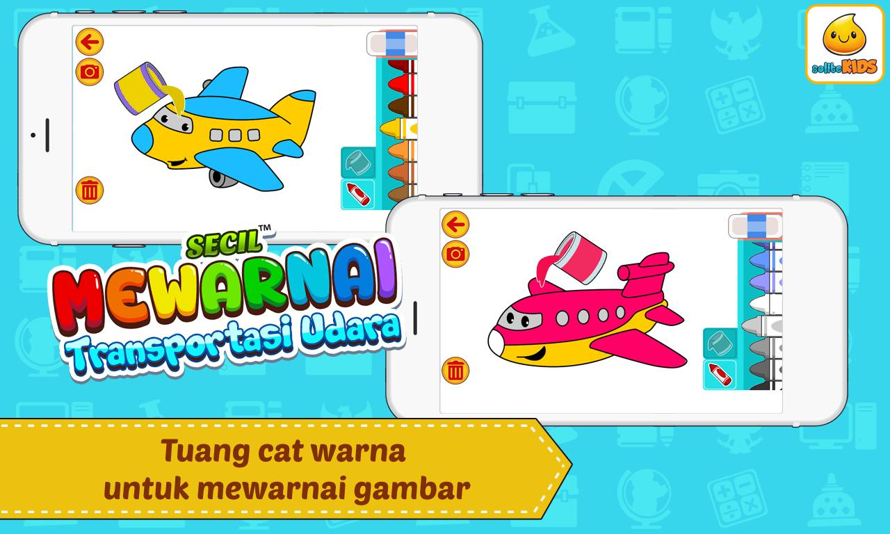 Mewarnai Pesawat For Android APK Download
