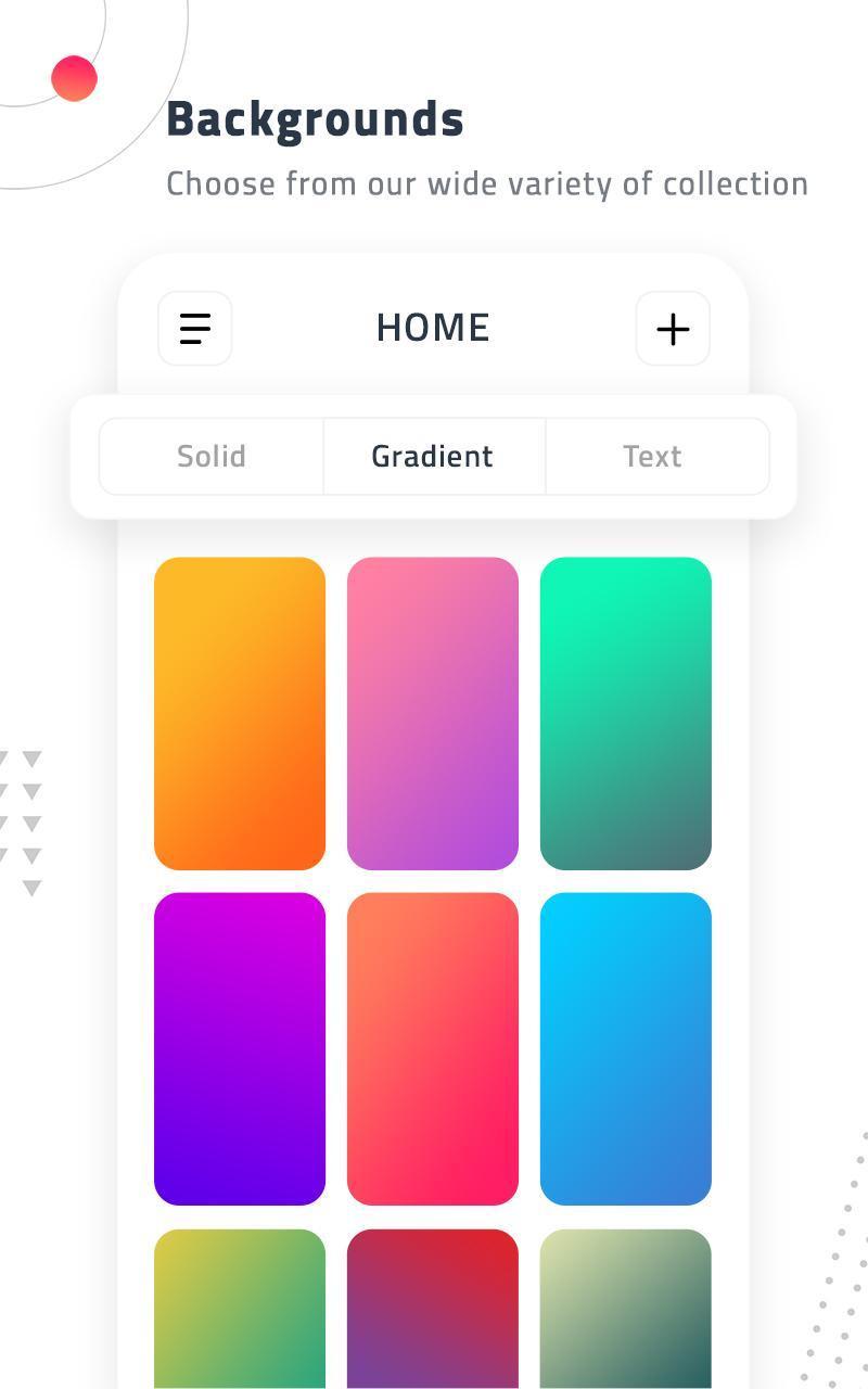 Wallpaper Warna Solid Murni Latar Belakang Gradien For Android Apk Download
